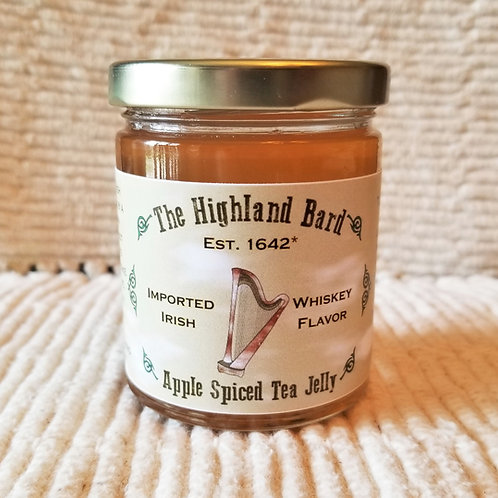 Apple Spiced Tea Jelly