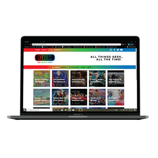 GBC blog layout
