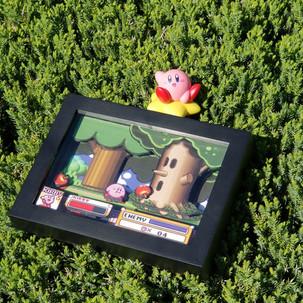 Kirby Shadow box