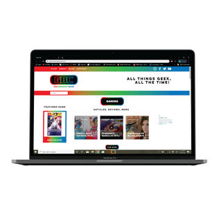 GBC website layout