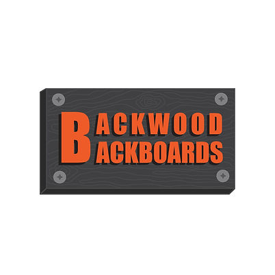 Backwood Backboards logo