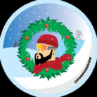 DONOVAN winter illustration 2