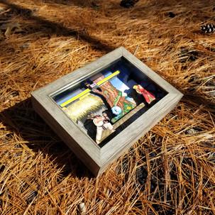 Street fighter Shadow box