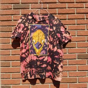 My Hero Academia Reverse tie dye