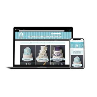 Cake and Co Nj Web layout