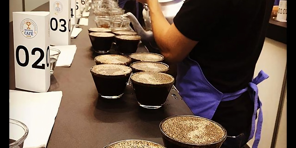 Cupping Coffees of the World
