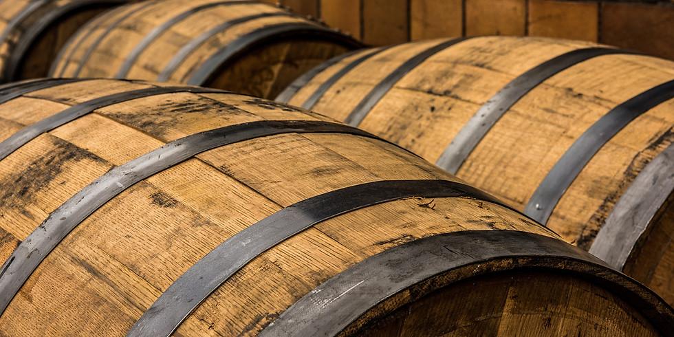 Barrel Aged Coffee Tasting