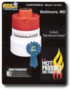 Sharps Terminator Hot Product of the Year