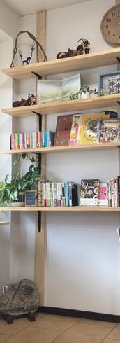 ベルジェの本棚