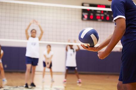 Volleyball Serve