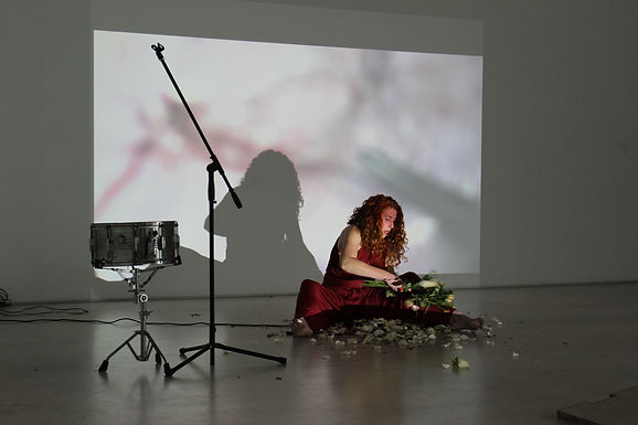 Threads salon at Turner contemporary gallery, Margate