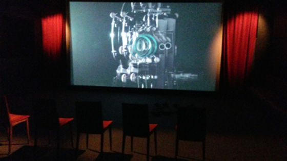 An elegy to the medium of film at Wooran foundation, Korea