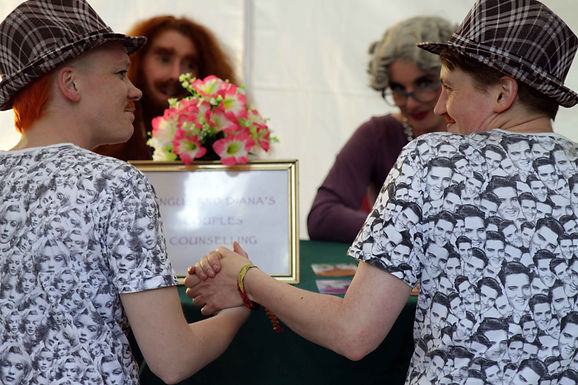 Angus and Diana's Couple Counselling at Latitude
