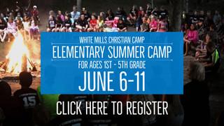 2021 Elementary Summer Camp