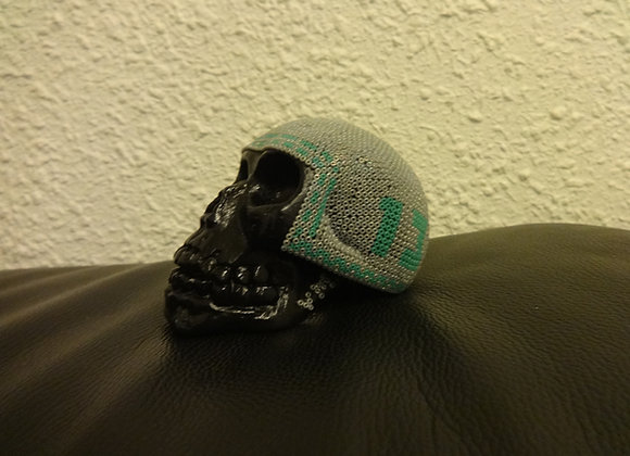 Crâne céramique Casque 13 Miyuki