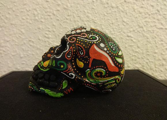 Crâne céramique 40 ans