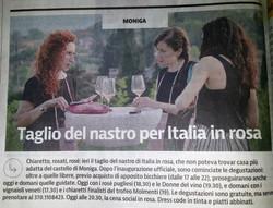Giornale di Brescia 11 giugno 2016