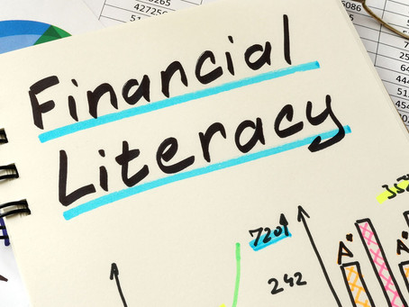 What does it mean to be Financially Literate