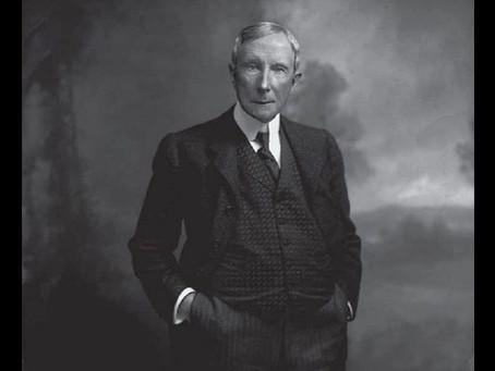How Rockefeller Made His Billions