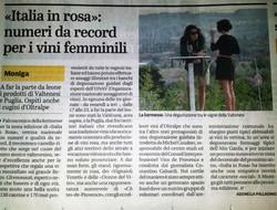 Giornale di Brescia 13 giugno 2016