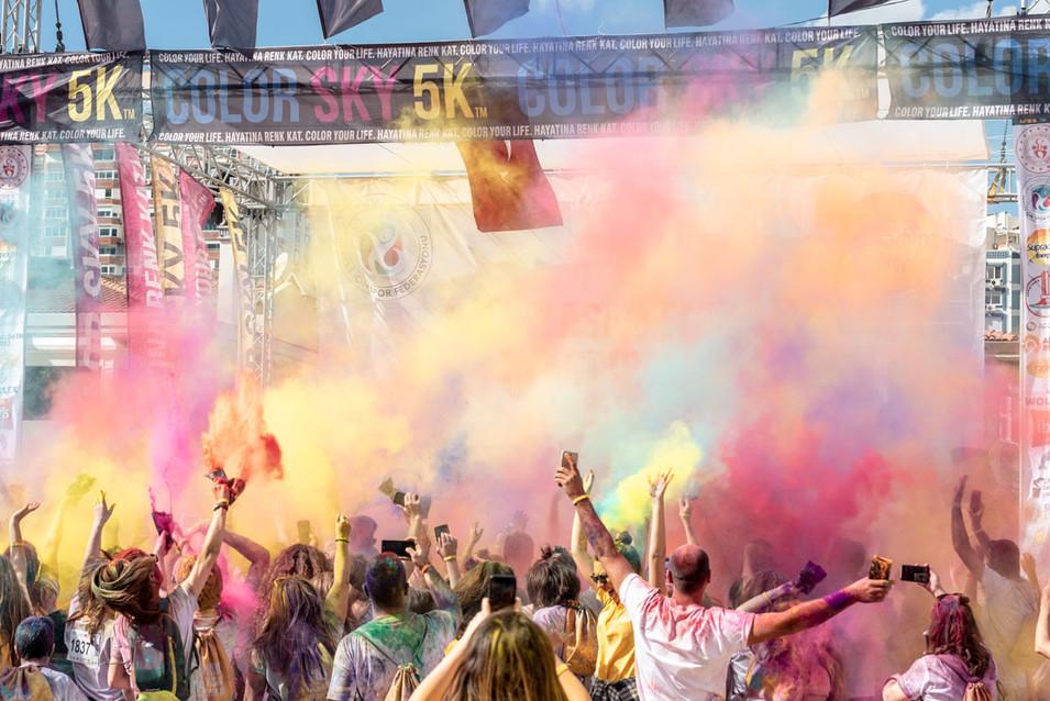 Color Sky 5K İzmir 2019 Etkinlik Fotoğrafı #16