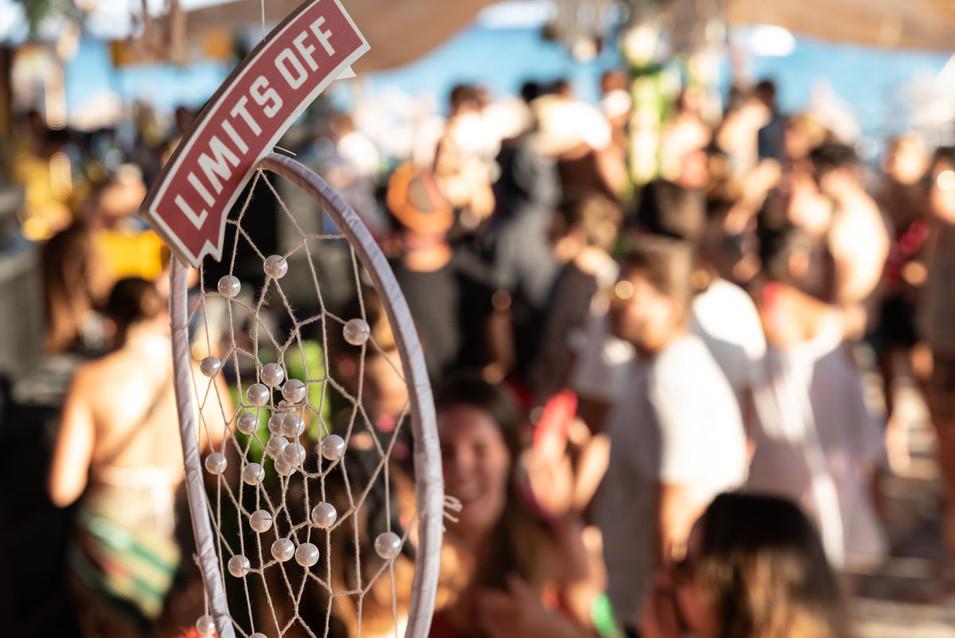 Limits Off Chill Out Festival Çeşme 2018 Etkinlik Fotoğrafları #04