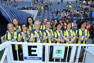 Avis Fenerbahçe İşitme Engelli Anneler G