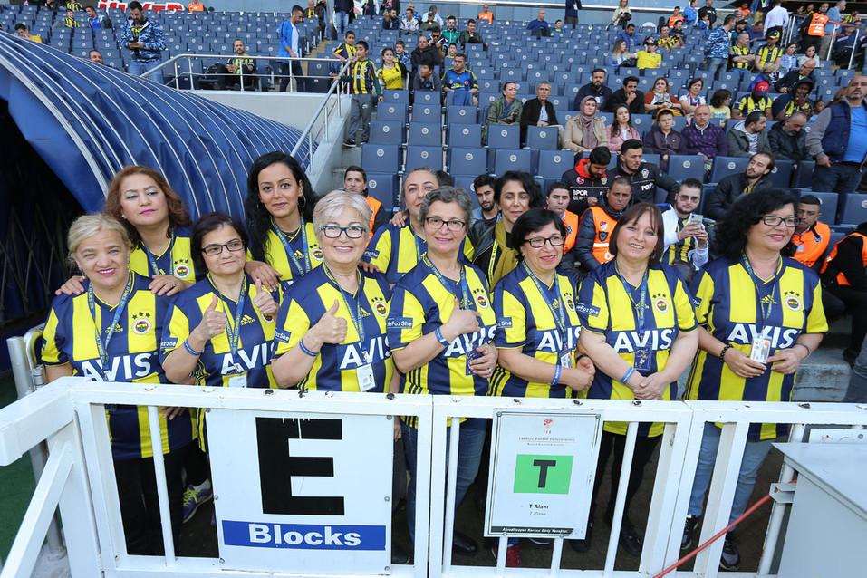 Avis Fenerbahçe Anneler Günü Kutlaması Şükrü Saraçoğlu Stadyumu Etkinlik Fotoğrafı #05