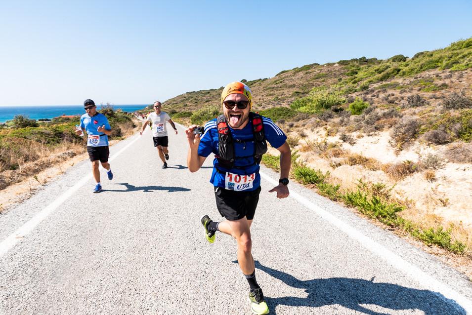 Run the Island Bozcaada 2019 Etkinlik Fotoğrafı #07