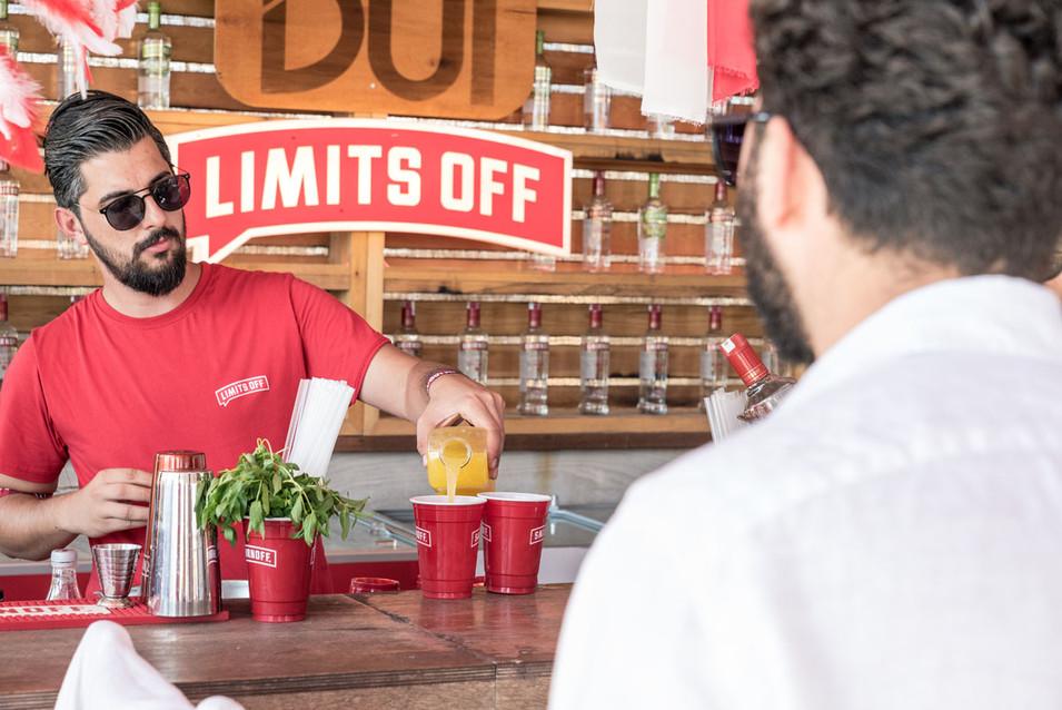 Limits Off Chill Out Festival Çeşme 2018 Etkinlik Fotoğrafları #12