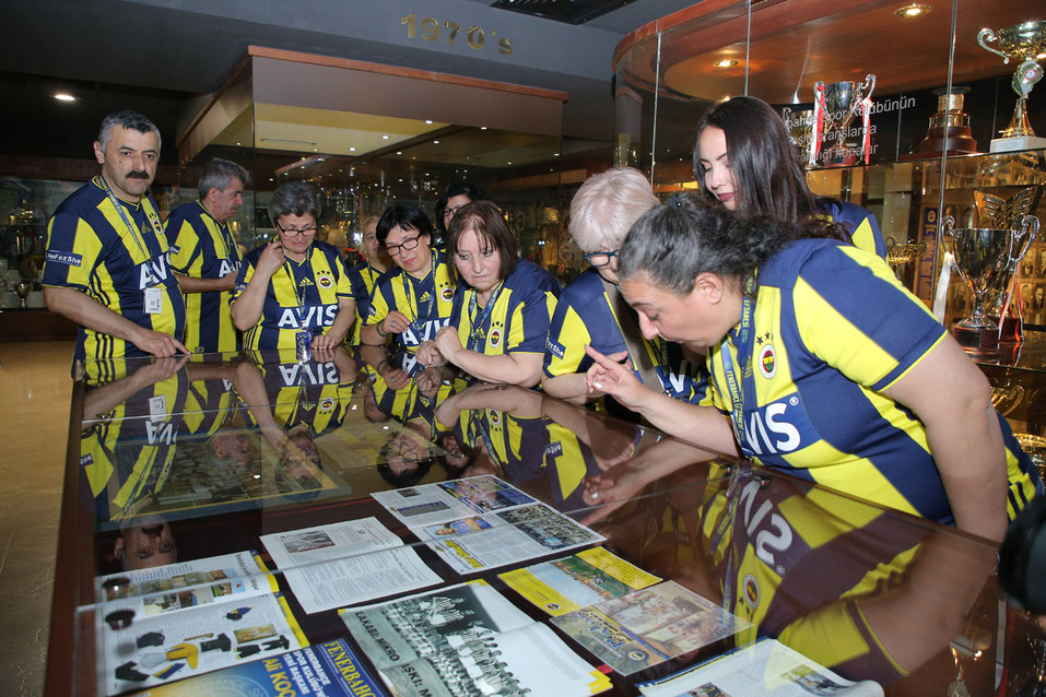 Avis Fenerbahçe Anneler Günü Kutlaması Şükrü Saraçoğlu Stadyumu Etkinlik Fotoğrafı #03