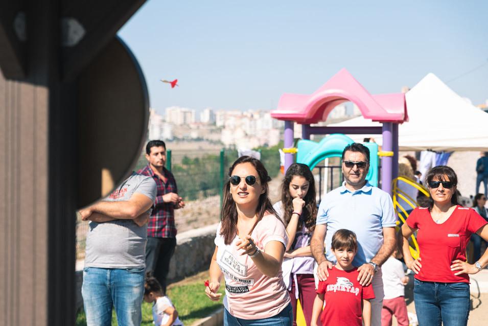 ataseven group atakent panorama satış etkinliği fotoğrafları #07