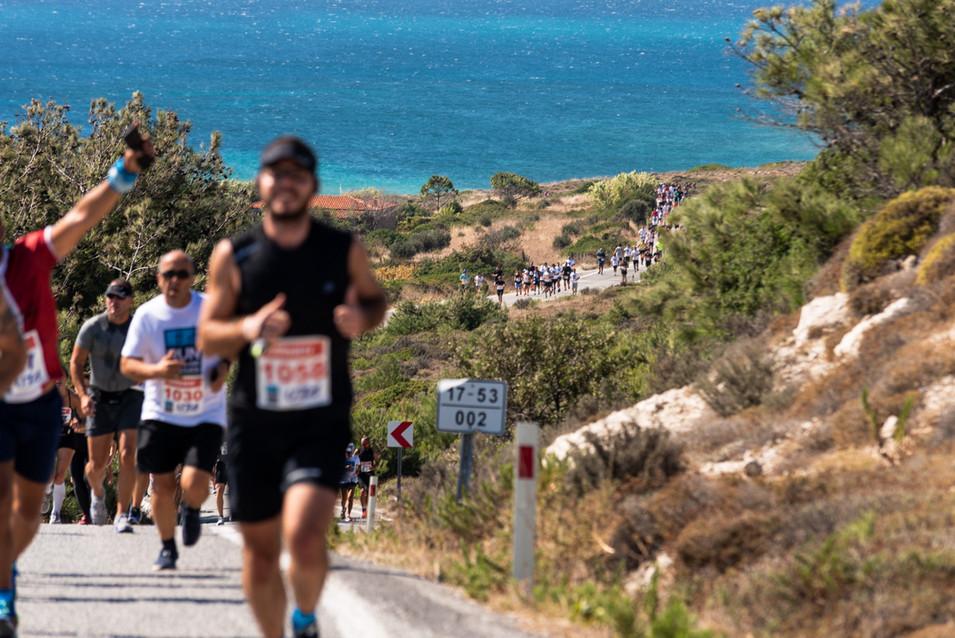 Run the Island Bozcaada 2019 Etkinlik Fotoğrafı #03