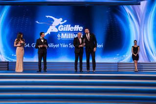2018_Gillette_Milliyet_Yılın_Sporcusu_Öd