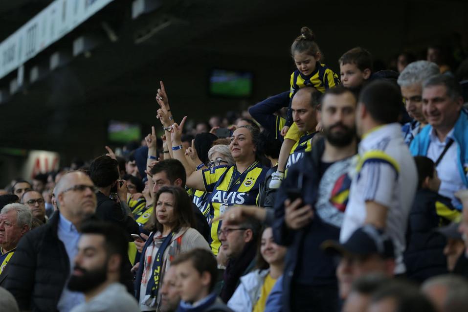 Avis Fenerbahçe Anneler Günü Kutlaması Şükrü Saraçoğlu Stadyumu Etkinlik Fotoğrafı #08