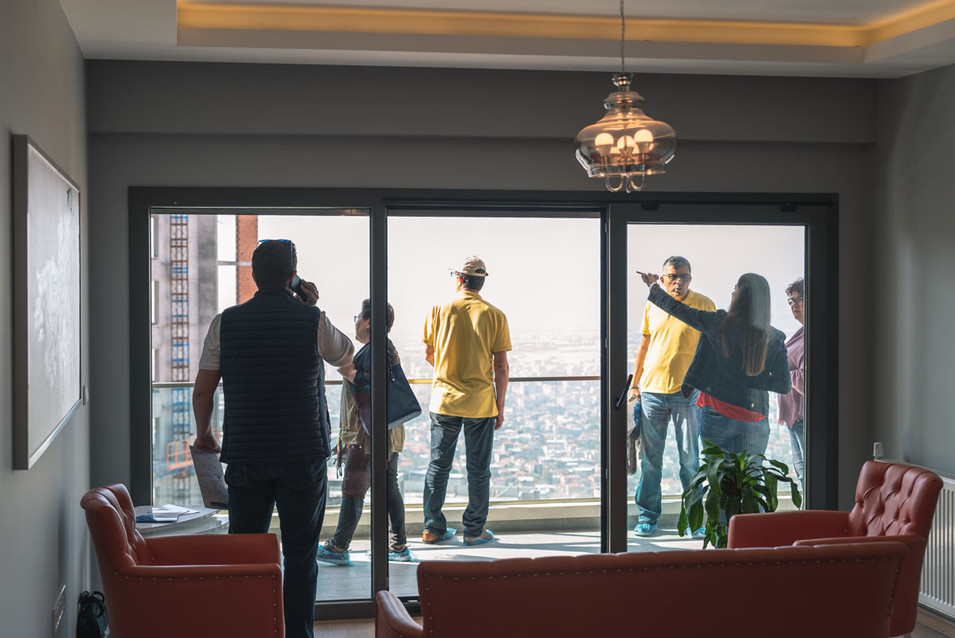 ataseven group atakent panorama satış etkinliği fotoğrafları #10