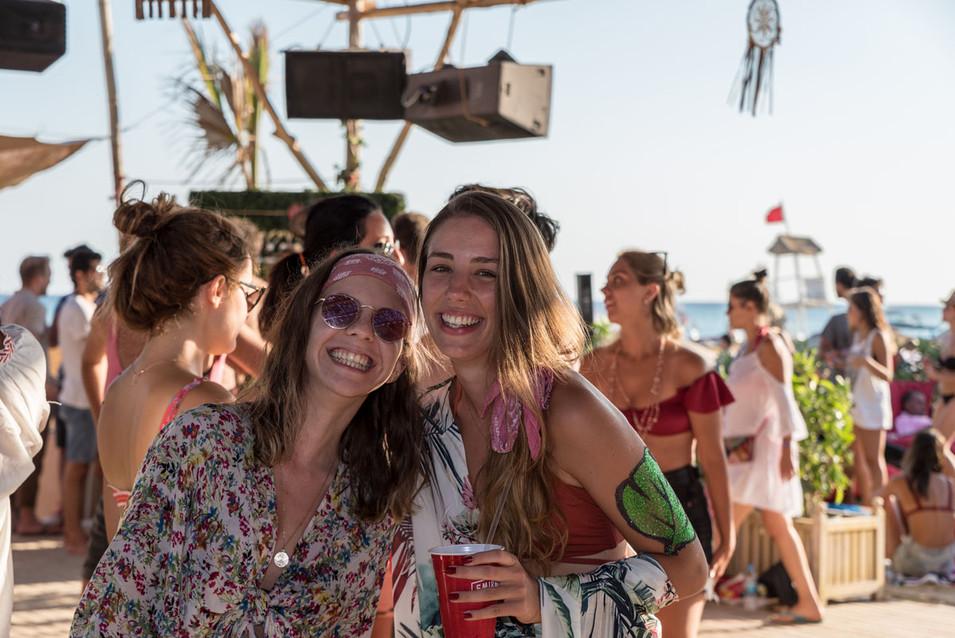 Limits Off Chill Out Festival Çeşme 2018 Etkinlik Fotoğrafları #08