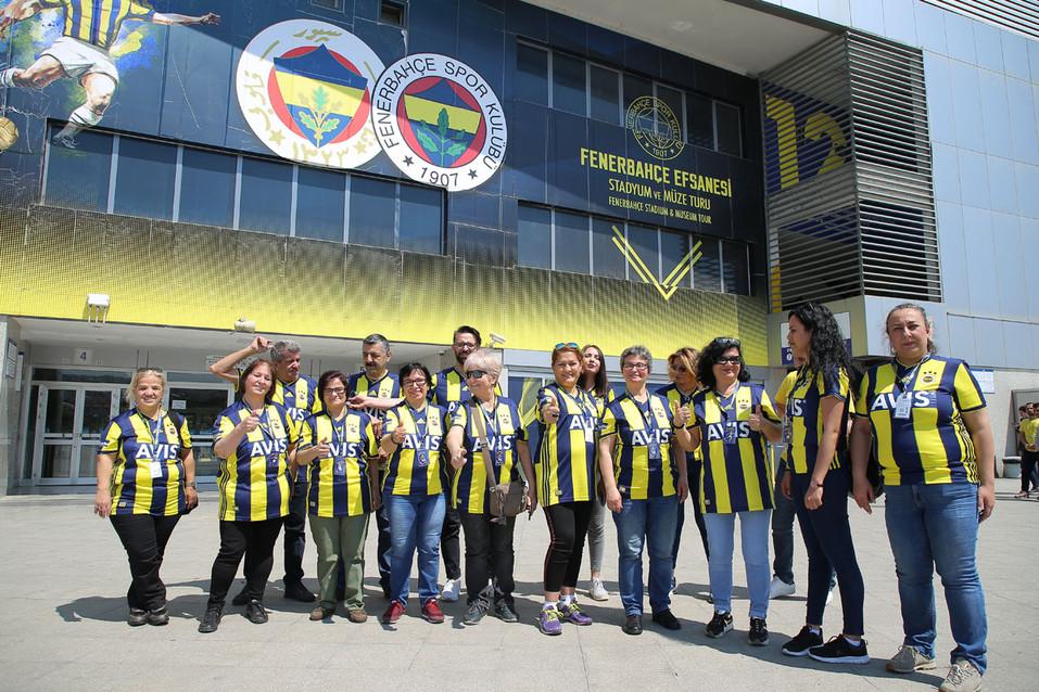 Avis Fenerbahçe Anneler Günü Kutlaması Şükrü Saraçoğlu Stadyumu Etkinlik Fotoğrafı #02