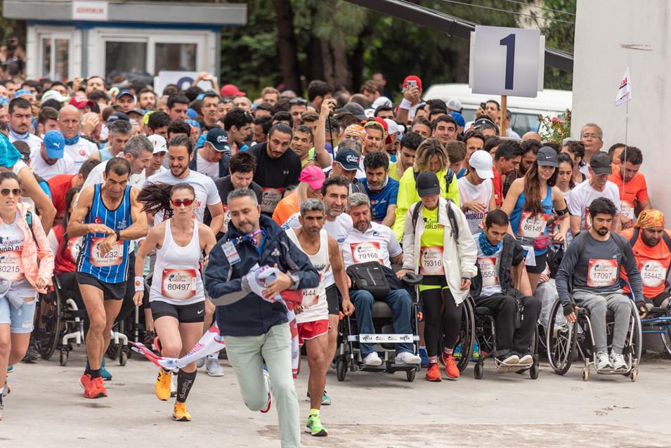 Ford Wings for Life World Run 2018 Etkinlik Fotoğrafları #12