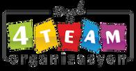 4 Team Organizasyon Logo