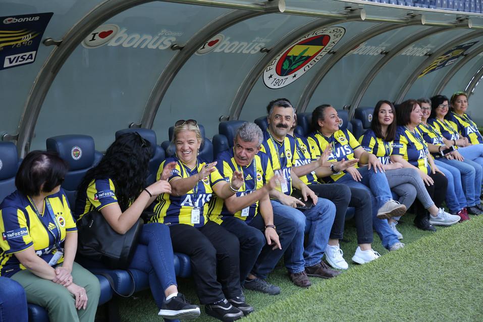 Avis Fenerbahçe Anneler Günü Kutlaması Şükrü Saraçoğlu Stadyumu Etkinlik Fotoğrafı #01