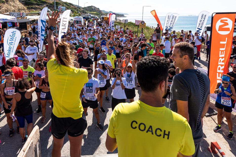 Run the Island Bozcaada 2019 Etkinlik Fotoğrafı #17