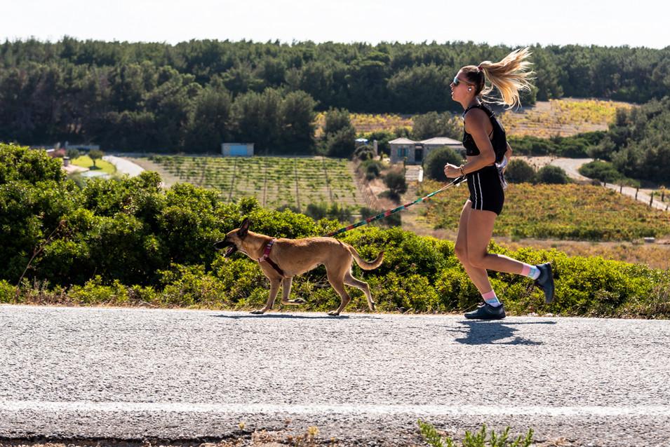 Run the Island Bozcaada 2019 Etkinlik Fotoğrafı #08