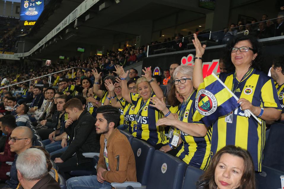 Avis Fenerbahçe Anneler Günü Kutlaması Şükrü Saraçoğlu Stadyumu Etkinlik Fotoğrafı #10
