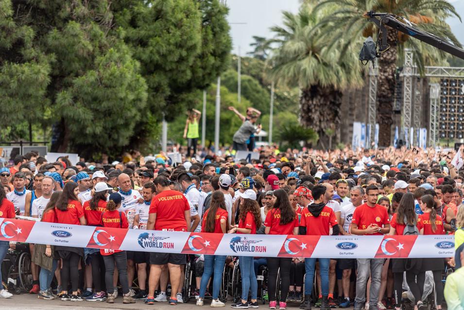 Ford Wings for Life World Run 2018 Etkinlik Fotoğrafları #11