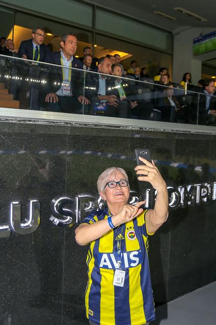 Avis Fenerbahçe Anneler Günü Kutlaması Şükrü Saraçoğlu Stadyumu Etkinlik Fotoğrafı #09