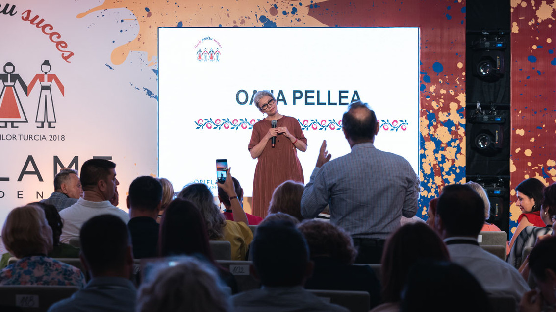 Oriflame Romania Directors' Meeting 2018 @ Turkey Event Photos #06 oana pellea