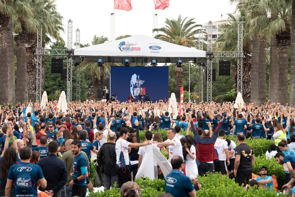 Wings for Life World Run 2019 İzmir Etkinlik Fotoğrafı #11