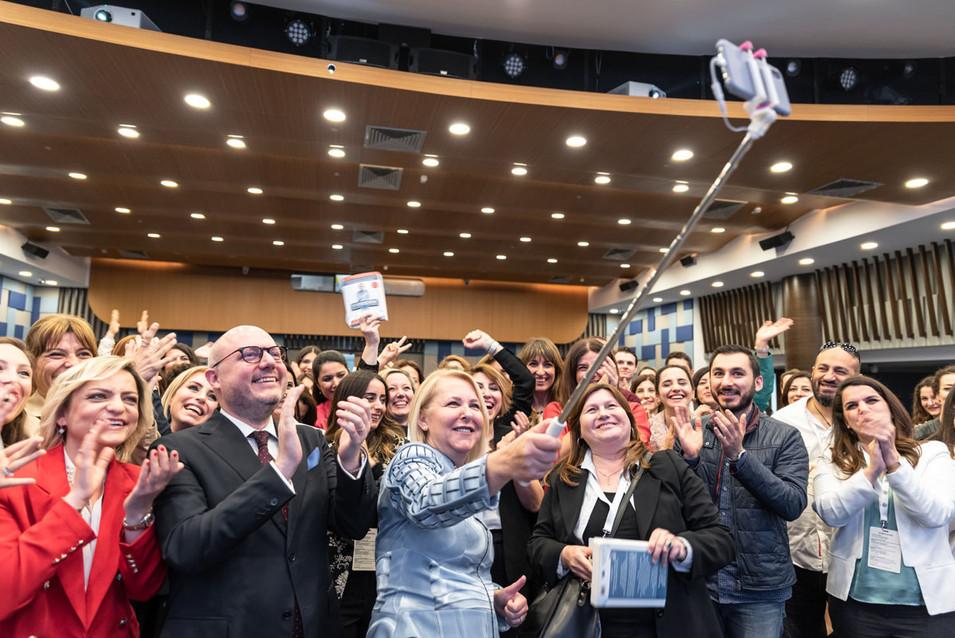 İşte Kadın İş'te Kadın Zirvesi 2019 İzmir Etkinlik Fotoğrafı #10