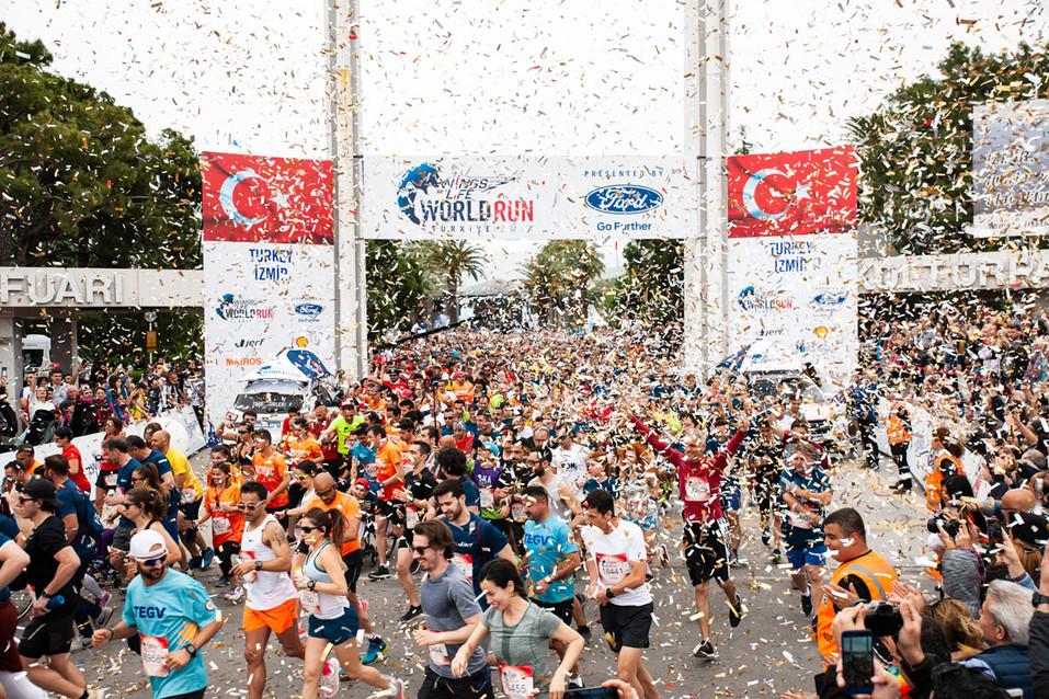 Wings for Life World Run 2019 İzmir Etkinlik Fotoğrafı #13
